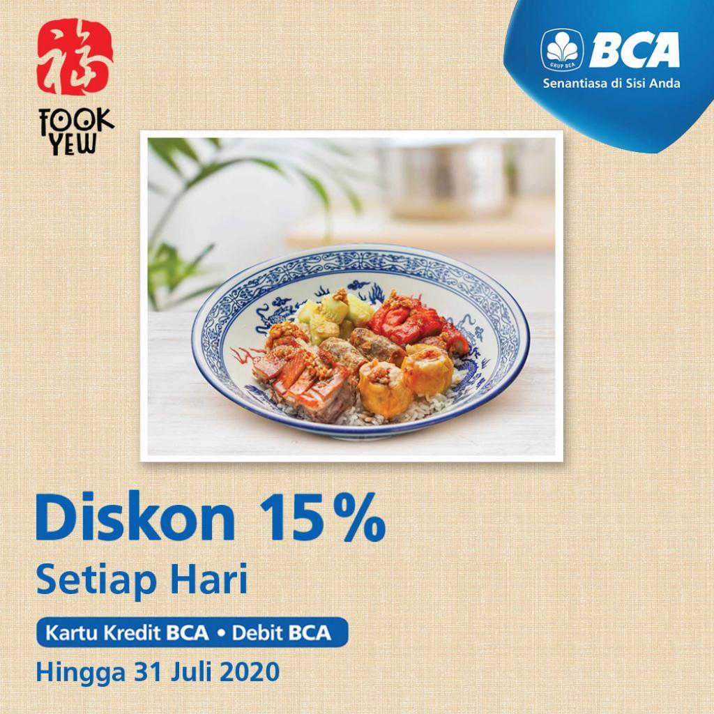 BCA Diskon 15%