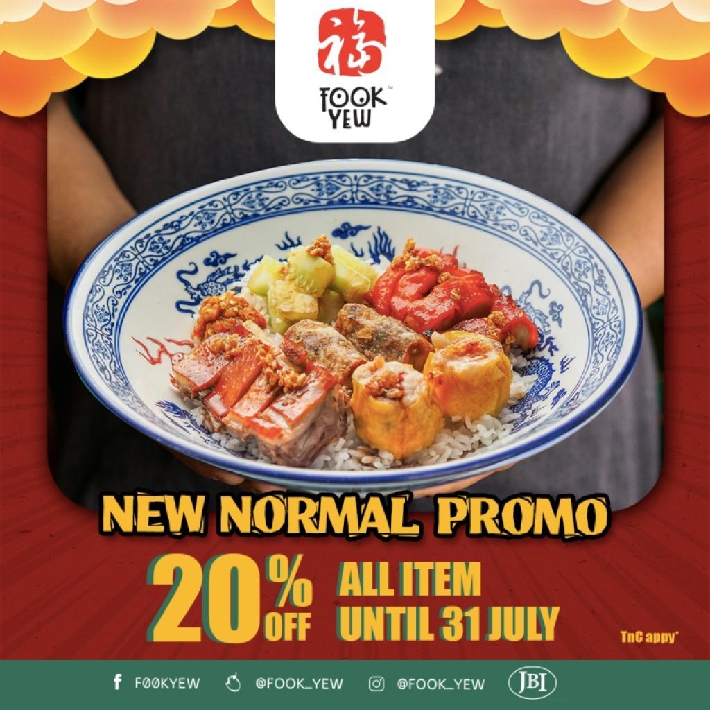 Fook Yew Grand Indonesia Opening Promo